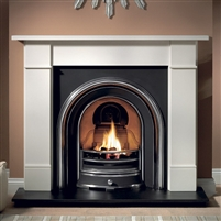 "51"" Brompton Surround Only: Agean Limestone"
