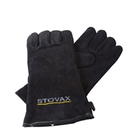 STOVAX LEATHER STOVE GLOVE (34CM LONG)