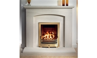"HEARTH 48"" Polar White"