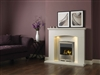 48inch CARTMEL POLAR WHITE WITH LIGHTS SET