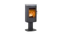SCANLINE 7D BASED ON A TURNABLE COLUMN WITH TOP PLATE IN SOAPSTONE 4KW