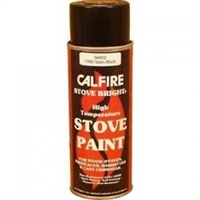 CALFIRE METALLIC BLACK PAINT