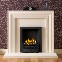 "Hartford 48"" Full Suite: Polar White (Micro Marble)"