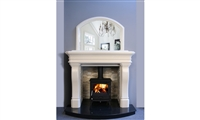 60inch CARLINGFORD IVORY CREAM SURROUND