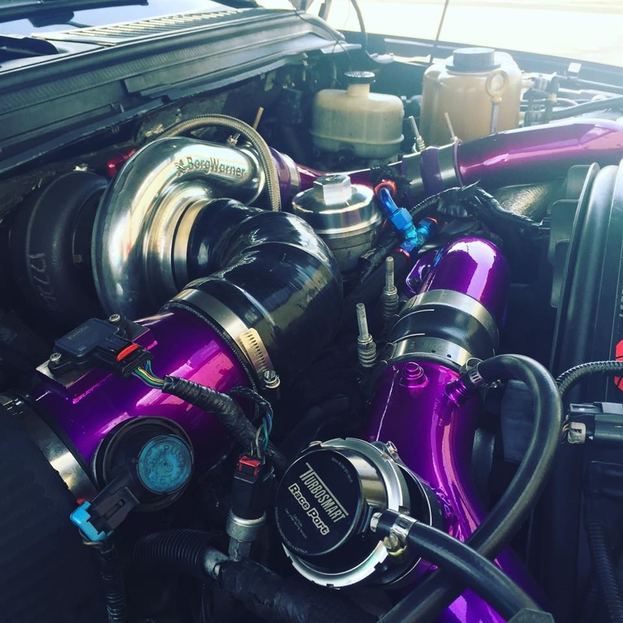 Diesel Turbo Kit : Smeding diesel l single turbo kit no turbocharger