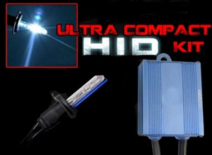 HID Motorcycle Light