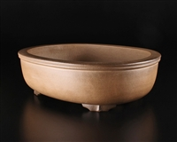 Yixing bonsai pots, Master-line unglazed bonsai pots