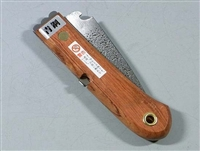FOLDING GRAFTING KNIFE