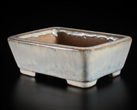 Yixing bonsai pots,Master-line glazed bonsai pots