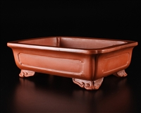 Yixing bonsai pot,Kenji Miyata collection , Artist Zhang Shi