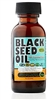 Premium Black Seed Oil Cold Pressed - 1 oz Glass Bottle - Unfiltered, Vegan & Non-GMO, No Preservatives & Artificial Color by Sweet Sunnah Black Cumin Seed Oil from 100% Genuine Nigella Sativa