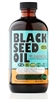 Cold Pressed Black Seed Oil (Strong Taste) - 8 oz (Glass)