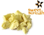Pure Yellow Shea Butter Filtered and Creamy 1 lb.