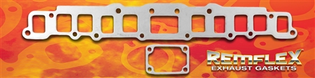 PN 10-003 -- Jeep (AMC), 232 / 3.8L ('65-'79), 258 / 4.2L ('71-'90), (Intake to Exhaust Gasket Included) 2 Pc Set