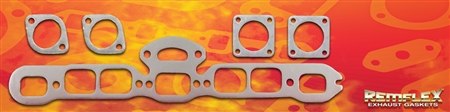 PN 14-003 B -- Cadillac, V8, 346 L-Head ('37-'48) Gasket Set, Includes 14-003, 14-003 C and 14-003 D, 6 Piece Set