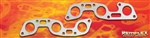 "PN 15-002 -- Nissan 6, SOHC 3.0L ""VG30E"" (Car '84-'94), (Truck '93-'94), 1-9/16"" Dia. Round Port, 1 Left Side, 1 Right Side, 2 Piece Set"