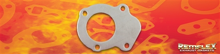 "PN 18-009 -- Turbo - ""Precision Turbo"" 63 MM Outlet Gasket, 4 Bolt Holes with  2-9/16"" Diameter Outlet Hole, 1(ea)"