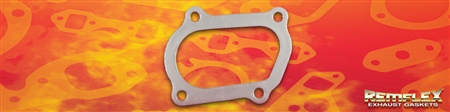 "PN 18-016 -- Turbo - Toyota L6, 4-Bolt Turbo-to-Down Pipe Gasket, Engine Code ""7MGTE"" ('87-'92), 1(ea)"