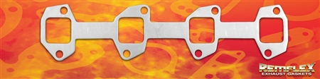 "PN 2059 -- GM V8 6.6L ""Duramax"" Turbo Diesel, 1-11/16"" Square Port, Header Gasket, 2/Set"