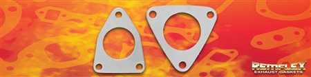 PN 2070 -- GM & GMC TRUCK / SUV / HUMMER LS ('99-'12) - Header/Manifold-to-Exhaust Pipe Flange Gaskets, Driver & Passenger Sides, 2 Piece Set