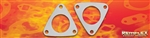 PN 2070C -- GM & GMC TRUCK / SUV / HUMMER LS (2014) - Header/Manifold-to-Exhaust Pipe Flange Gaskets, 2/Set