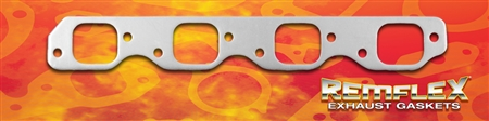 PN 2082 -- Chevrolet/GM - BIG BLOCK  PRO-COMP®, Header Gasket, Port Size: 1.875 HT x 2.187 WD, Fits: Pro Comp® Cylinder Heads, 2/Set