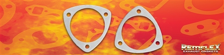 "PN 8003 -- 3-1/2"" Collector Flange, 3 Bolt Holes, 3-25/32"" Bolt Hole Spacing, 2/Set"
