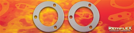 "PN 8056 --  2-5/8"" Pipe, 3-Bolt Round Connector Flange Gasket, 2/Set"