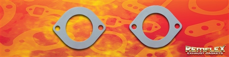 "PN 8082 - UNIV - 2-3/4"" 2-Bolt Collector Flange Gasket; (2) each 1/2"" Bolt Holes with 4-1/2"" Bolt Spacing, 2/Set"