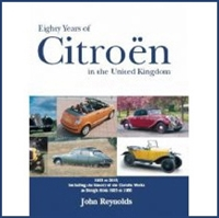 Eighty Years of Citroen in the United Kingdom Cover