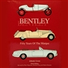 Bentley: Fifty Years of the Marque by Johnnie Green cover