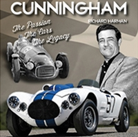 Cunningham:  The Passion, The Cars, The Legacy Cover
