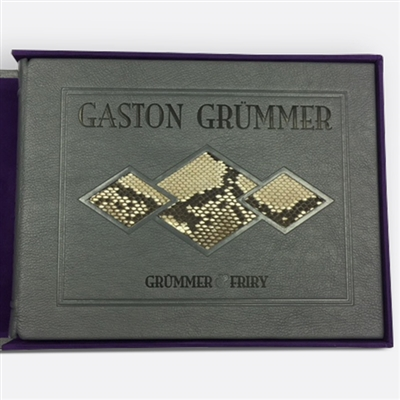 Gaston Grümmer: The Art of Carrosserie by Philippe Grümmer and Laurent Friry