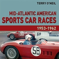 Mid-Atlantic American Sports Car Races, 1953-1962