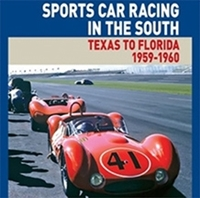 Sports Car Racing in the South: From Texas to Florida, 1959-60 Cover