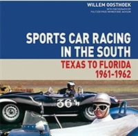 Sports Car Racing in the South: From Texas to Florida, 1961-1962 Cover