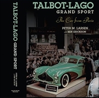 Talbot-Lago Grand Sport:  The Car from Paris Cover