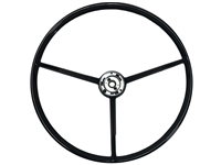 Auto Pro USA , Ford , Falcon , Steering Wheel , black , 1960 , 1961 , 1962 , 1963 , OE , volante , brand new , reproduction ,