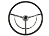 Auto Pro USA , Mercury , Comet , Steering Wheel , kit , black , 1960 , 1961 , 1962 , 1963 , OE , volante , brand new , reproduction ,