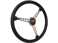 Sprint Steering Wheel Ford De Luxe Kit - 3 Spoke Hot Rod design