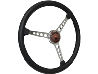 Sprint Steering Wheel Ford V8 Kit - 3 Spoke Hot Rod design