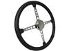 Sprint Steering Wheel Chrome Kit - 4 Spoke Hot Rod design