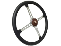 Sprint Steering Wheel Ford De Luxe Kit - 4 Spoke Hot Rod design