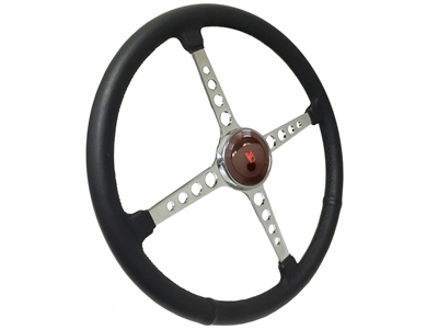 Sprint Steering Wheel Ford V8 Kit - 4 Spoke Hot Rod design