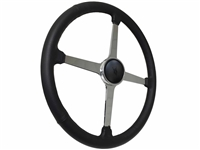 Sprint Wheel , Solid 4 Spoke , Embossed V8 , Hot Rod , 3 bolt , taper & key ,F100 , Deluxe , Ford , Truck , Standard , Model 81 A , Model 85 , Model 74 , Model 78 , Model 68 , Model 48 , Model B , Model BB , Model A , Model T