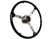 "16"" Banjo Steering Wheel Kit with V8 Button"
