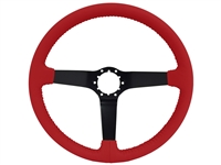 Auto Pro USA , Volante Steering Wheel , Corvette , C3 , C4 , oe restoration , solid , red leather , black , Steering Wheel , GM , black , Correct , Chevy ,