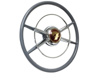 The Crestliner Anniversary Edition Steering Wheel Kit (Primer)
