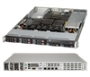 "Supermicro 1U Server 1027R-WRFT+ with 700W Redundant Power Supplies 8x 2.5"" hot-swappable SAS/SATA barebone system"