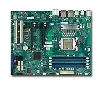 Supermicro C7P67 Motherboard Core i7 LGA1155 Quad-Core DDR3 SATA3 RAID GbE Audio 11394a PCIe ATX MBD-C7P67 Full Warranty